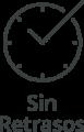 Sin retrasos Icon