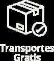 Transporte gratis icon